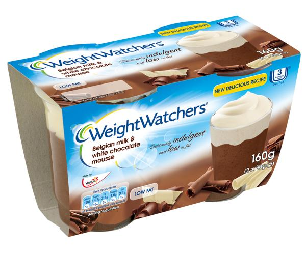 weight watchers indulgent desserts by yoplait collective. Black Bedroom Furniture Sets. Home Design Ideas