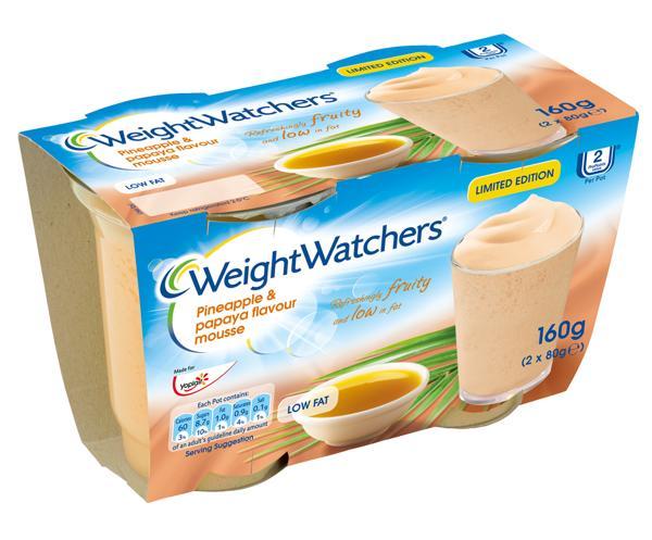 weight watchers indulgent desserts by yoplait collective