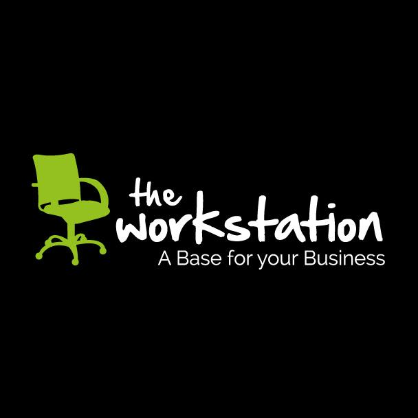 The Workstation logo design by Collective Creative