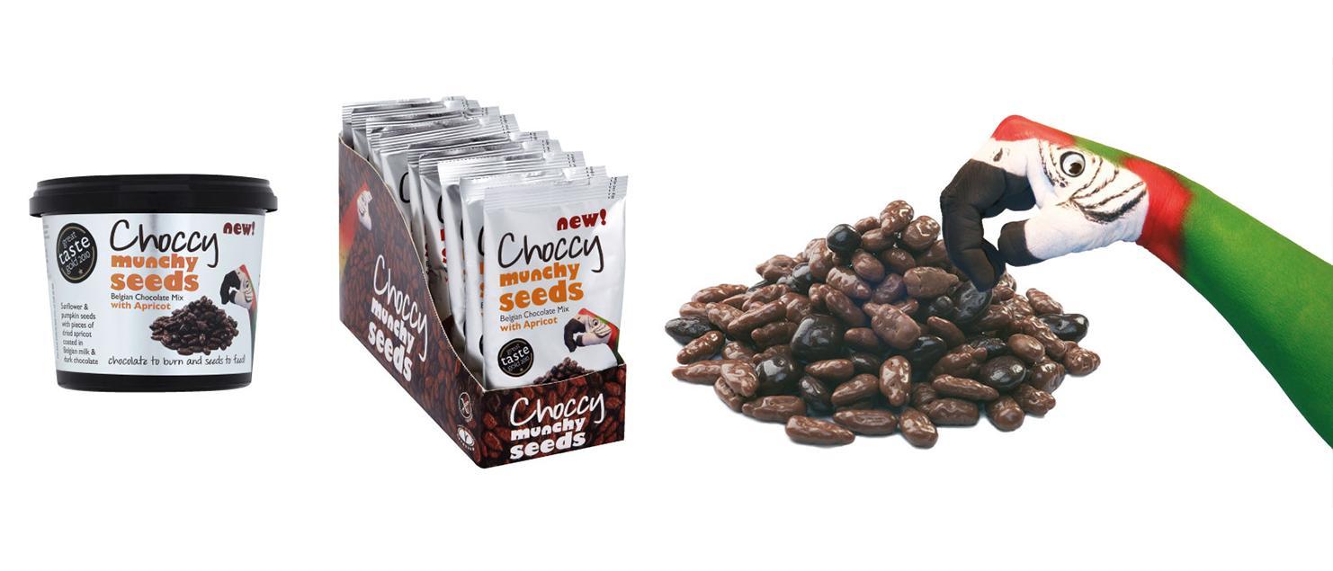 Munchy Seeds – Choccy Range