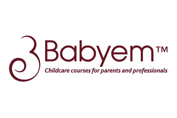 Babyem Logo design by Collective Creative