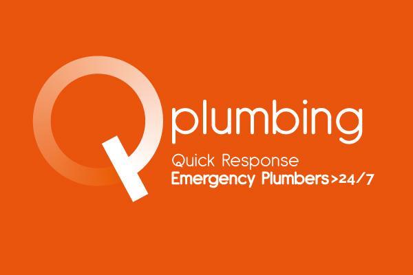 Q Plumbing Logo Design