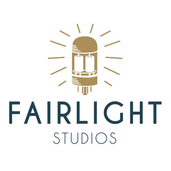 Fairlight studios logo design