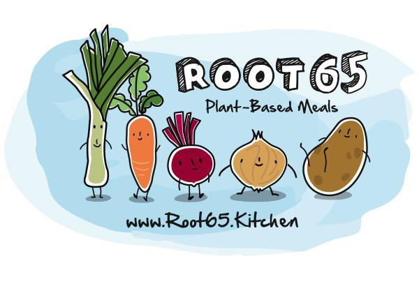Root65 logo design by Collective Creative