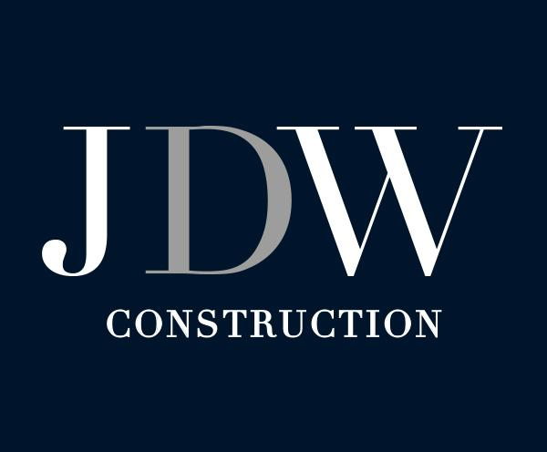 JD Williams Construction Logo Design