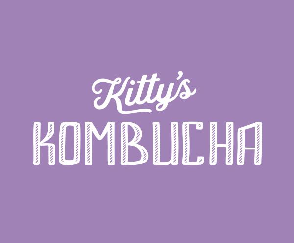 Kitty's Kombucha logo