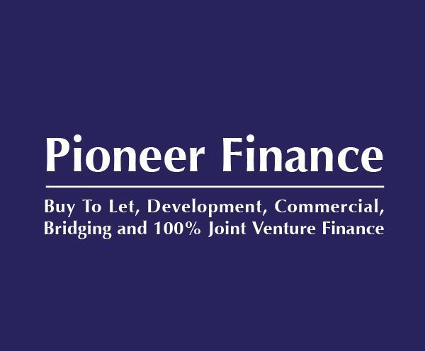 Pioneer Finance Branding