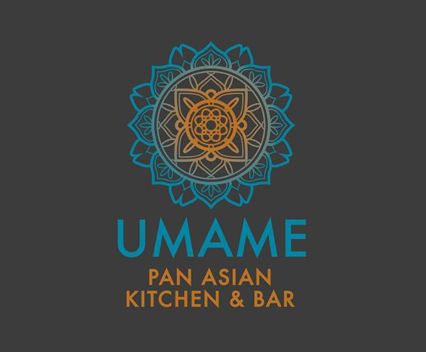 Umame logo design by Collective Creative