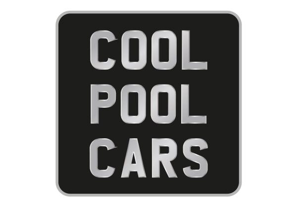 Cool Pool Cars Branding